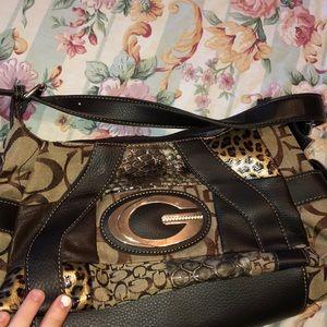 Handbags - Cute printed purse